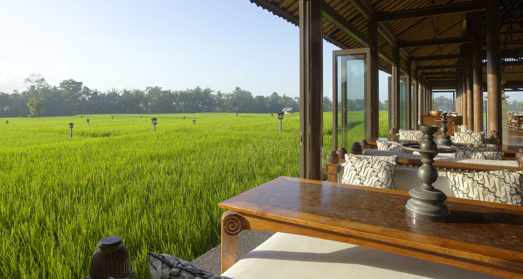 Paresa Collection - Exclusive Experience - Chedi Club Tanah Gajah Ubud Bali, Indonesia